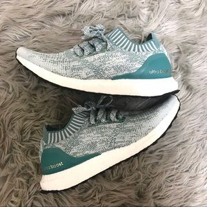 Adidas Ultraboost Uncaged Primeknit Shoes Womens 8